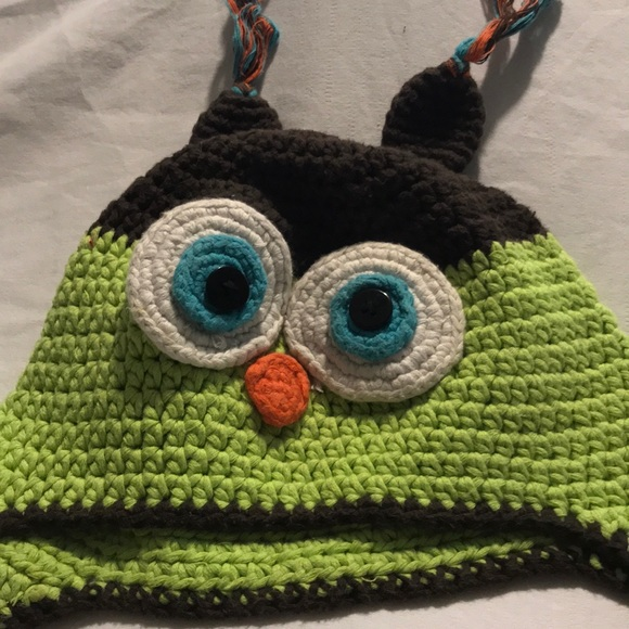 Other - Owl Beanie Hat